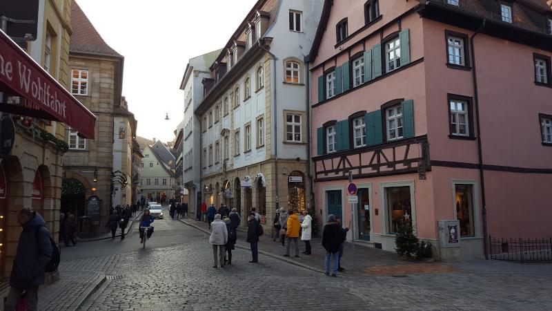 Bamberg Innenstadt