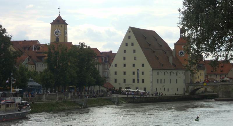Regensburg Salzstadel