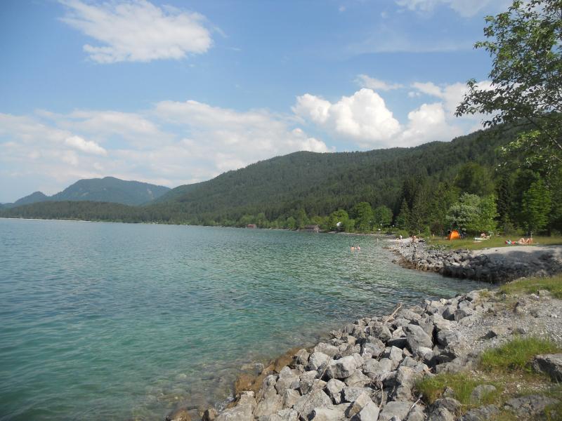 Walchensee und Kochelsee - Ausflugsziel im Tölzer Land