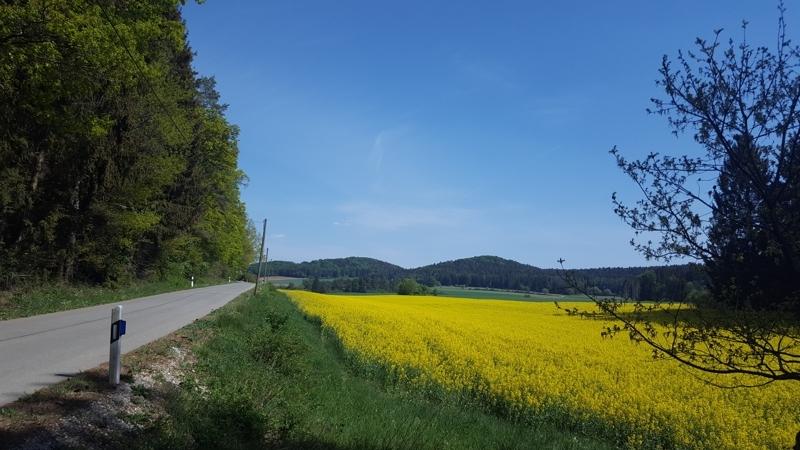 Radtour bei KastlRadtour bei Kastl