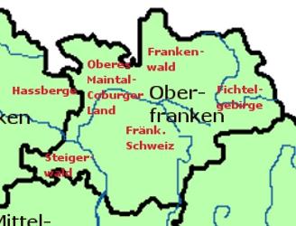 Oberfranken Ausflugsziele