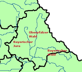 Oberpfalz Ausflugsziele