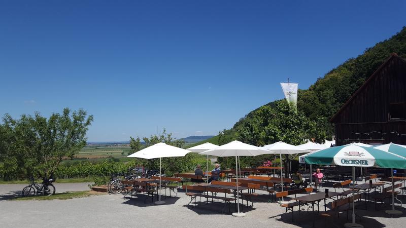 Weinparadiesscheune Bullenheim