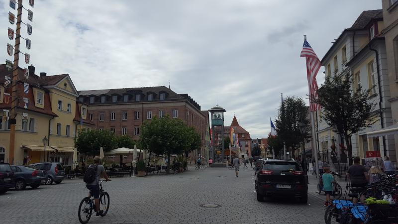 Gunzenhausen Stadtmitte