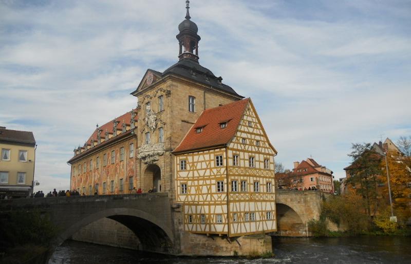 Bamberg, Sehenswürdigkeiten und Museen