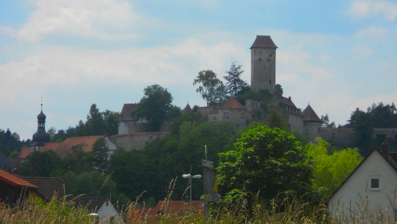 Burg Veldenstein in Neuhaus a.d. Pegnitz