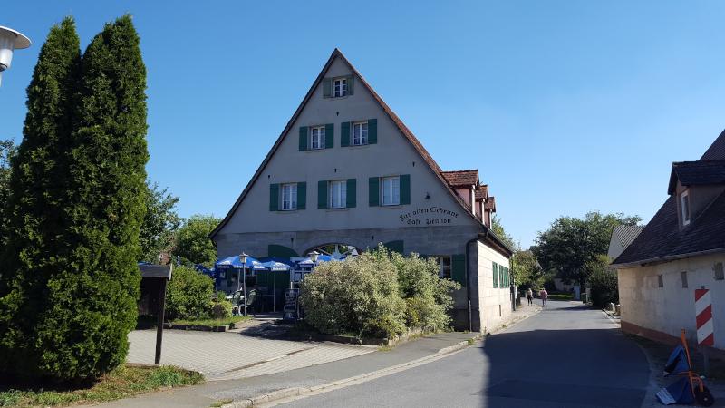 Gasthaus zur alten Scheune Ungelstetten