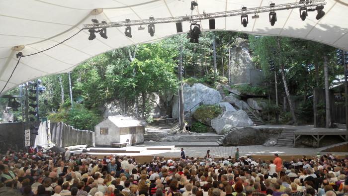 Luisenburg Festspiele Wunsiedel