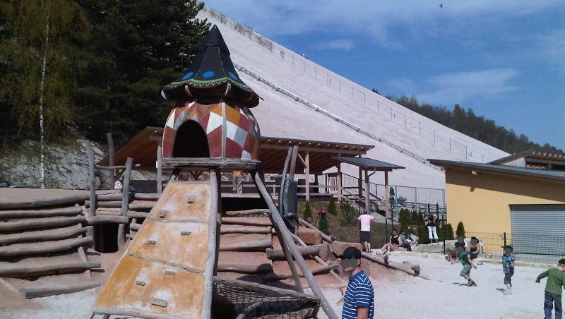 Monte Kaolino Spielplatz