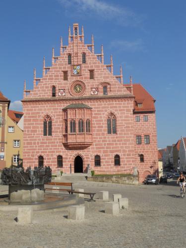 Sulzbach-Rosenberg Rathaus