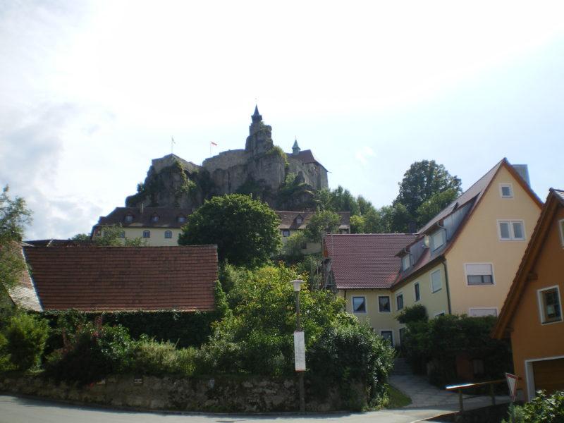 Burg Hohenstein, Mittelfranken